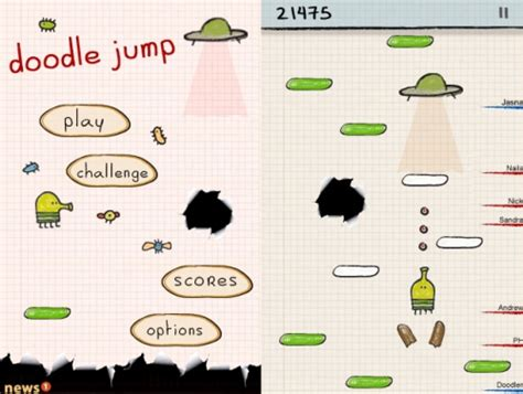how to do well on doodle jump go jump jump jumpity jump in the doodle jump ipod