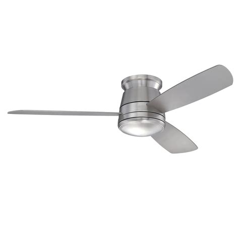 polaris hugger ceiling fan with light by savoy house 52