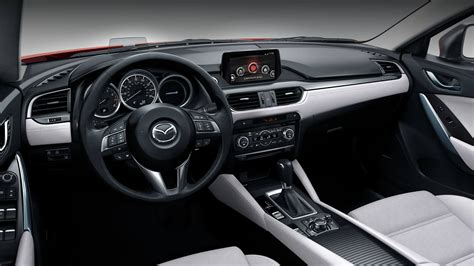 mazda interior 2016 quick test 2016 mazda 6 touring revistied