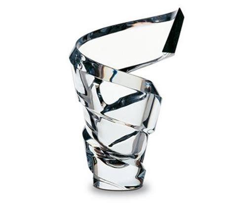 vasi baccarat baccarat vaso in cristallo spirale baccarat martinoli