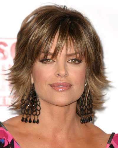 how to style lisa rena razor cut style long hairstyles lisa rinna hairstyles lisa rinnas short shag hairstyle