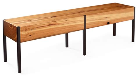 scandinavian bench pw table bench scandinavian indoor benches by miles may furniture works