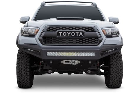 toyota custom toyota tacoma aftermarket front bumper addoffroad