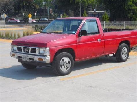 imagenes de camionetas pick up nissan nissan pickup distrito federal 11 autos nissan pickup