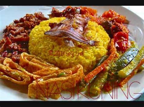 cara membuat nasi kuning khas banjar resep mudah masakan dan cara membuat nasi kuning banjar