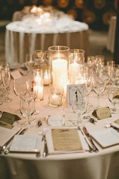 wedding reception no candles 1000 images about candle wedding centerpieces on