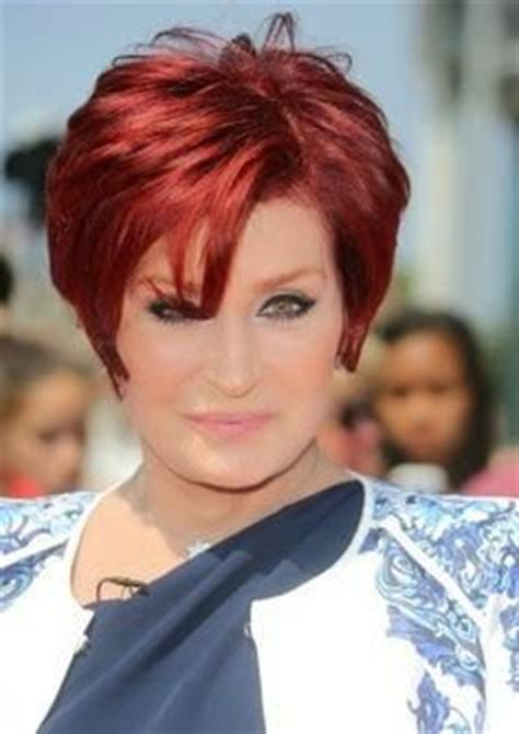 how to get osbournes haircolor hair and make up on pinterest sharon osbourne sharon