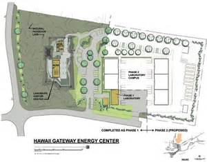 Theater Floor Plan Hawaii Gateway Energy Center Building Catalog Case