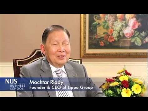 ahok vs lippo group interview with mochtar riady founder chairman of the