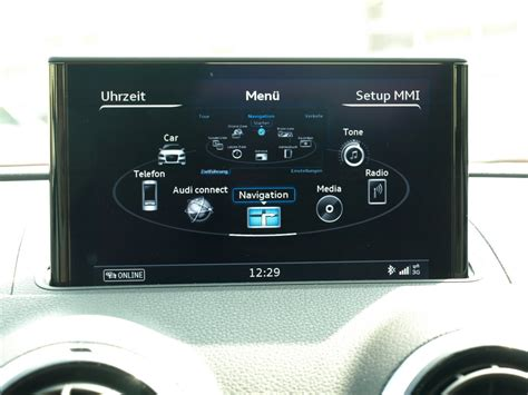 Audi Mmi Connect by Mmi Navigation Plus Mit Audi Connect Google Earth