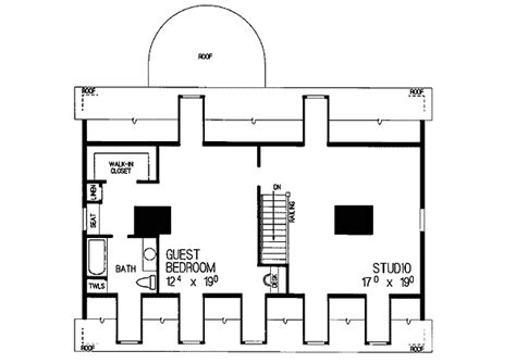 Simplicity In A Federal Style Home Plan 81142w 2nd | simplicity in a federal style home plan 81142w