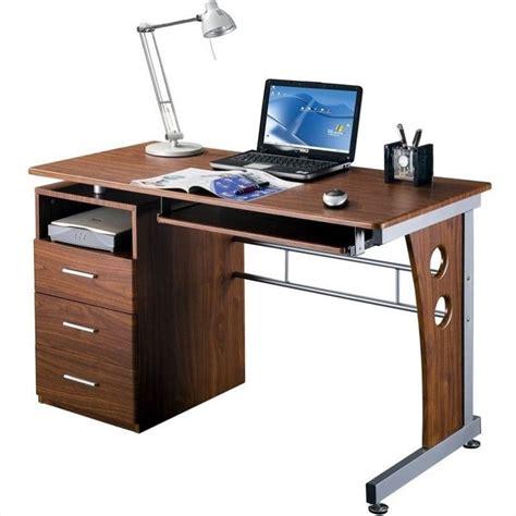 Laminate Computer Desk Laminate Computer Desk In Mahogany Rta 3520 M615