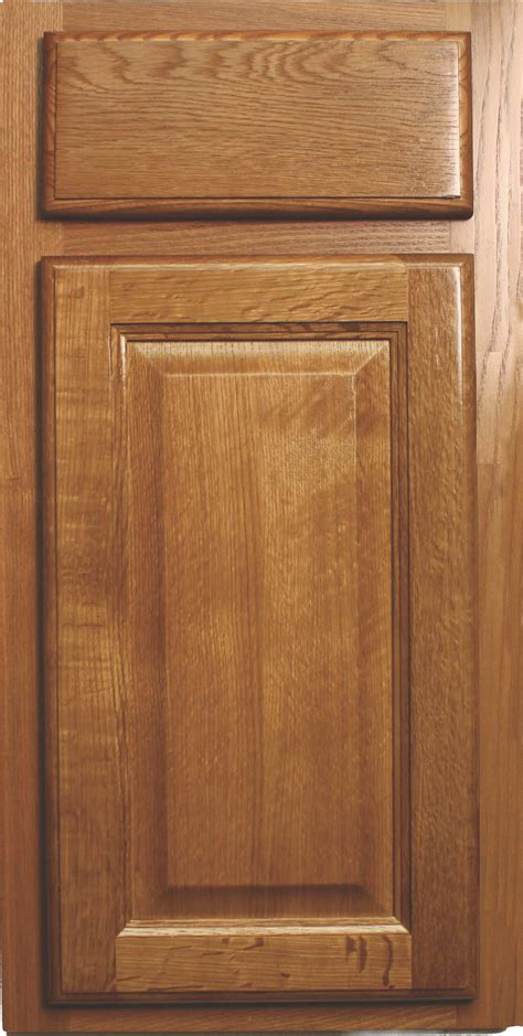 raised panel kitchen cabinet doors pre finished raised panel oak kitchen cabinets