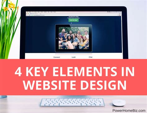 4 key aspects of home decoration to consider four key elements in website design