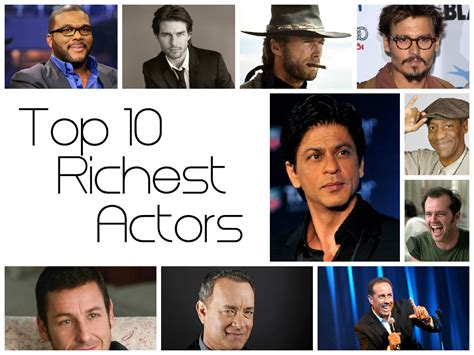 top 10 richest actors in the world wadsam