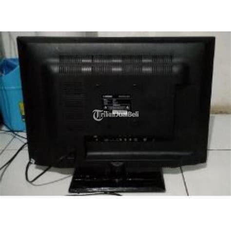 Tv Advance 21 Baru tv monitor led merk combo layar 21 inch bekas terawat seperti baru murah jakarta dijual