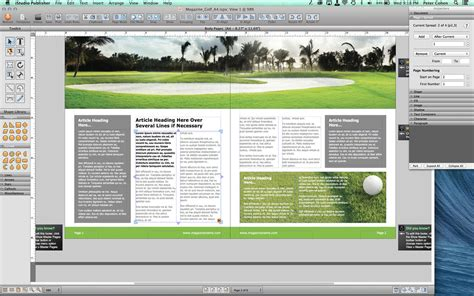 page layout design software for mac indesign alternatives for mac can anything unseat adobe