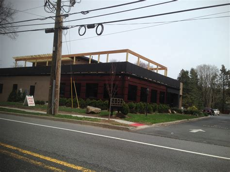 sear house closter nj sear house closter rooftop outdoor patio is coming