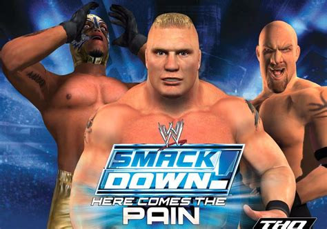 emuparadise wwe 2k wwe smackdown here comes the pain usa iso