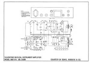 silvertone 1483 service manual free schematics eeprom repair info for electronics
