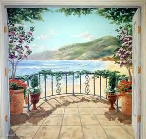 trompe l oeil wall murals trompe l oeil mural trompe l oeil pinterest