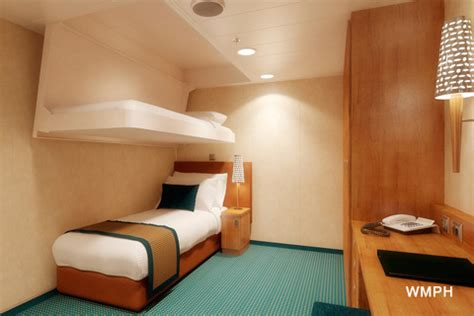 1a Cabin Carnival by Carnival Vista Cabin 1437 Category 1a Interior Lower Stateroom 1437 On Icruise