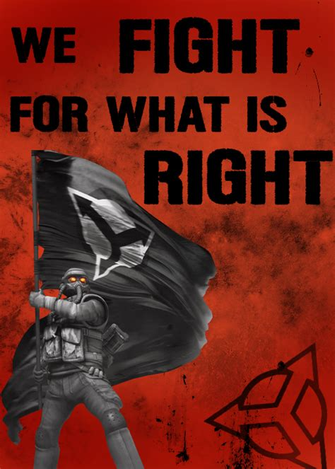 helghast propaganda killzone 2 scolar we fight for what is right by colin kirby on deviantart