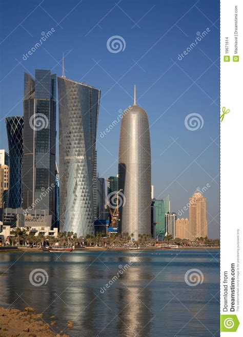 Mba Colleges In Qatar Doha by Doha Office Tower By Jean Nouvel In Doha Qatar Editorial