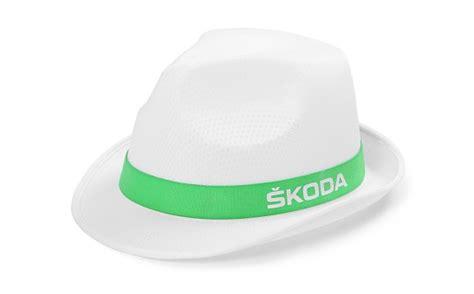 skoda hat white hat škoda škoda e shop