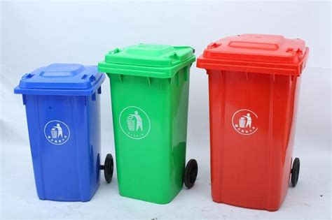 trash can outdoors dustbin waste container plastic