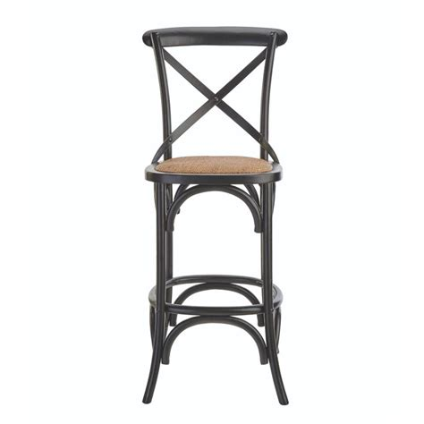 cushioned bar stool home decorators collection madelyn 27 25 in tan cushioned