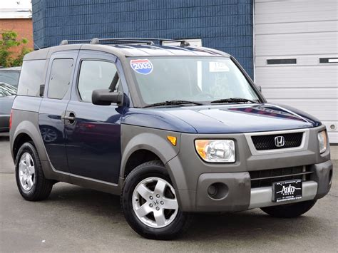 used 2003 honda element ex at saugus auto mall