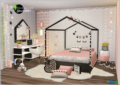 daydreamer bedroom  kids simcredible designs sims