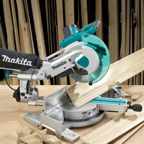 cordless table ls amazon makita ls1016l 10 inch dual slide compound miter saw with