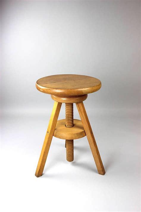 Ikea Svenerik Swivel Stool by H 246 Henverstellbarer Hocker Holz Stroyreestr