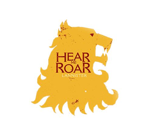 house lannister words game of thrones