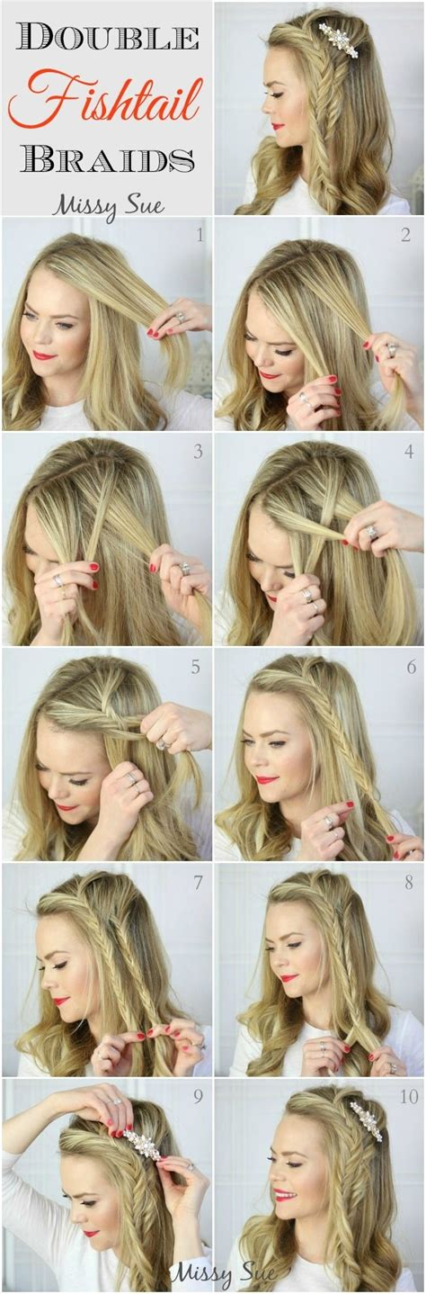 hairstyles braided tutorial 10 french braids hairstyles tutorials everyday hair