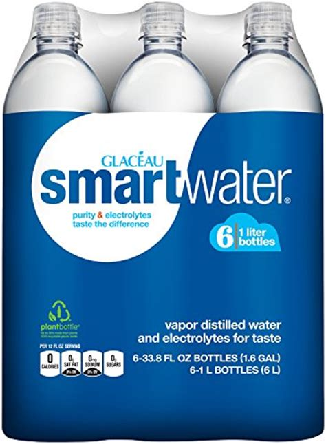 where would i find distilled water at stop and shop glaceau smartwater vapor distilled water 33 8 ounce pack of 6 in the uae see prices reviews