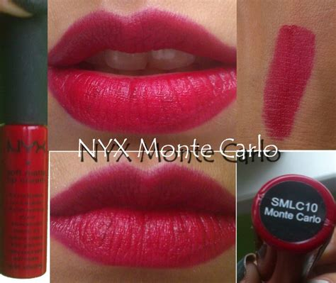 nyx monte carlo makeup obsession