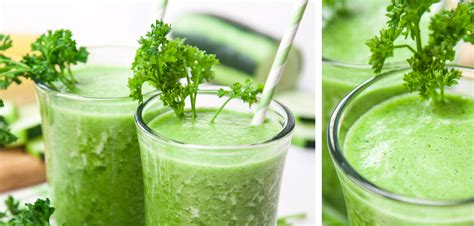 Parsley Green Smoothie Detox by Smoothies D 233 Tox Miss Petits Produits