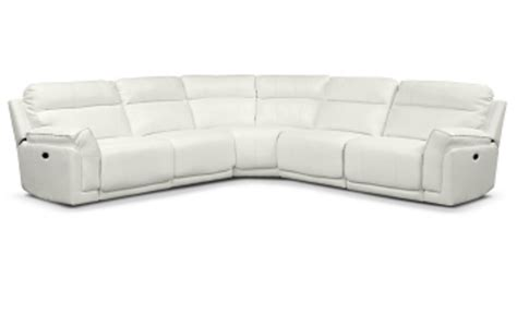 white leather reclining sectional sofa white leather reclining sectional sofa white modern