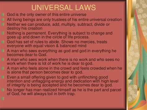 the seven universal laws for all humanity the seven spiritual laws of success
