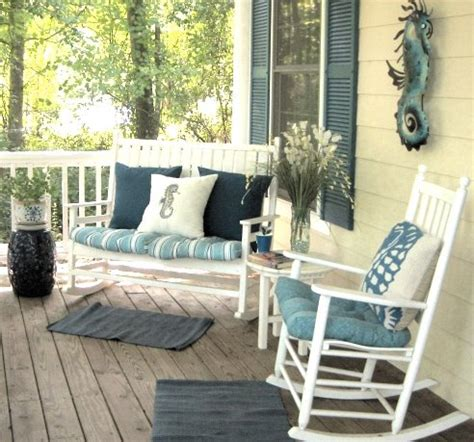 Decorating Ideas For Porches by Coastal Porch Decorating Ideas For The Summer Completely Coastal