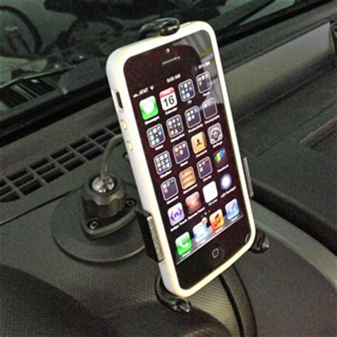 Jeep Contact Jeep Wrangler Jk 2007 2010 Iphone Mount Install
