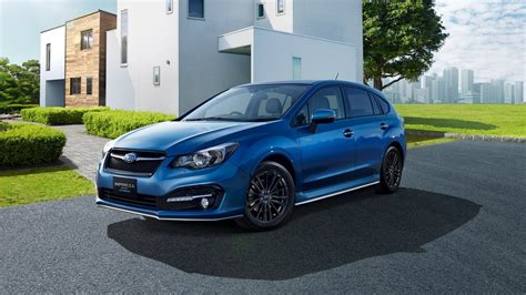 subaru sport 2016 2016 subaru impreza sport hybrid review top speed