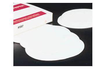 1011862 Grade 597 Qualitative Filter Paper Standard Grade Circle whatman grade 597 qualitative filter paper whatman 10318862 filter disc gr997 1 27cm pk500