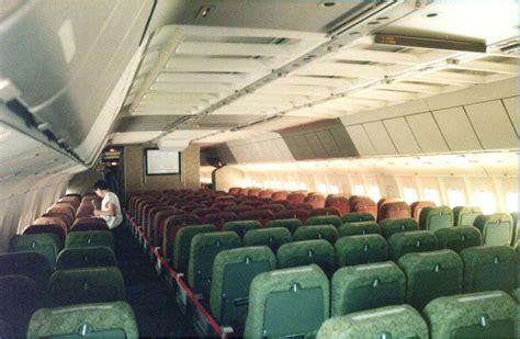 air canada l1011 cabin