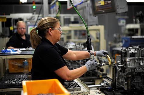 Kia Factory Alabama Hyundai Marks 5 Million Alabama Built Engines And Counting