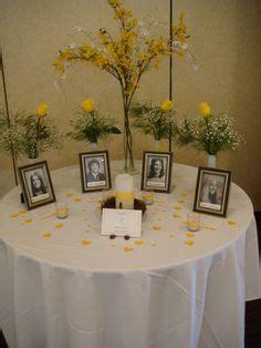 class reunion memorial ideas  ways  honor deceased