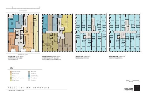 House 2 Floor Plans by Multi Unit Floor Plans House Plans